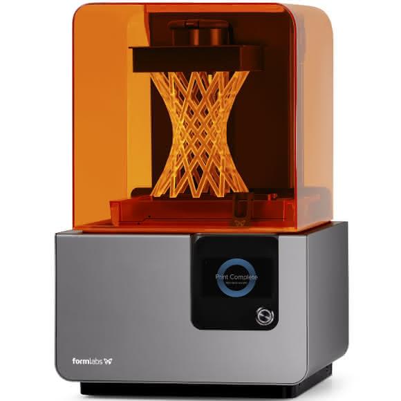 3D-Druck: Druckt filigrane Formteile detailgetreu