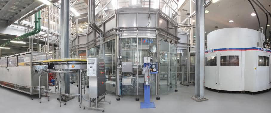 Hygienische Abfüllung dank Hotfill-Technologie