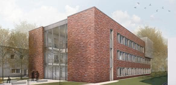 Weicon-Verwaltungsgebäude