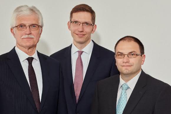 Hermann Malek, Ralf Malek, Axel Strahl