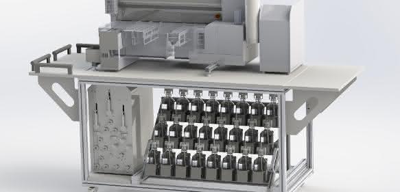 Automatisches Probenvorbereitungssystem Freestyle™ Xana™ für die Wasseranalytik