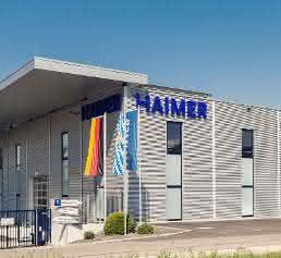 Haimer Technikgebäude