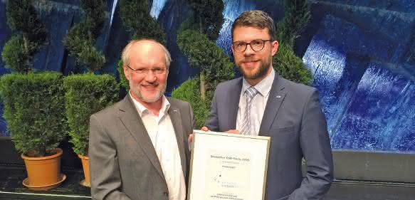 Schmalz erhält CSR-Preis-2016