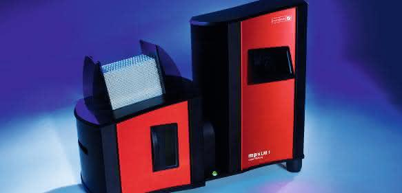mp-LM1 Premium-Laserbeschriftungssystem