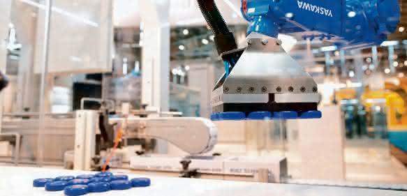 Roboter im Handling
