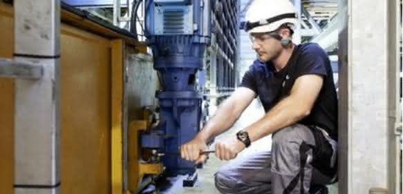 Fahrantriebe der Regalbediengeräte