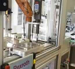 Bosch Rexroth Modulare Fertigung digitalisiert