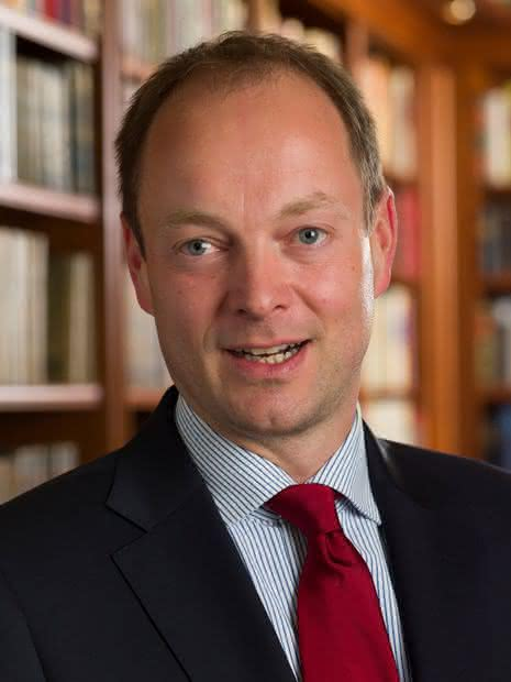 McKinsey-Direktor Christoph Schmitz