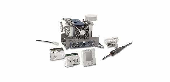 DeviceNet- und Ethernet-Module Inficon