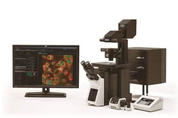 Laser-Scanning-Mikroskop