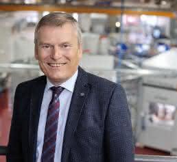 Peter Schneck, Geschäftsführer TDM Systems