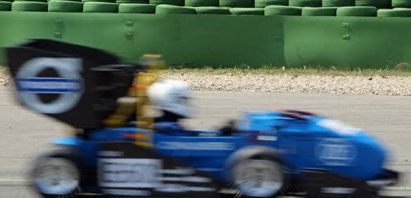 SKF sponsert Formula Student Germany
