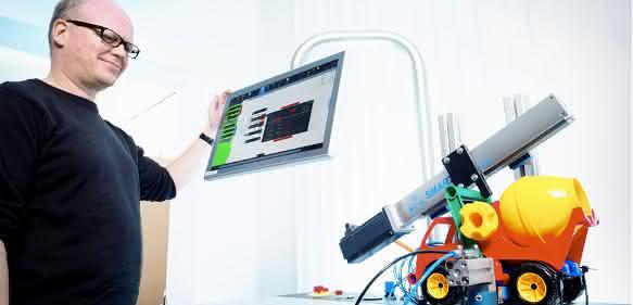 inotec Smart tester Modulbauweise