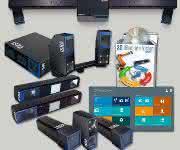 3D-Sensorproduktfamilie von Isra