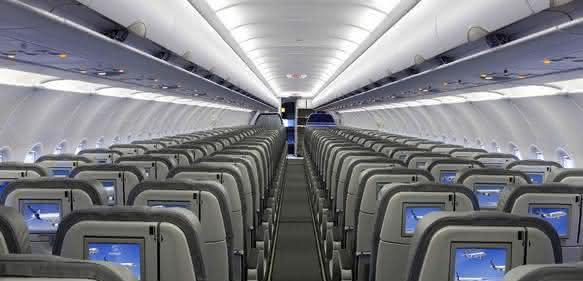 Composite Bauteile für die Luftfahrt