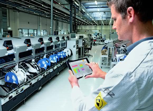 Automatisierungslösungen für die digitale Fabrik