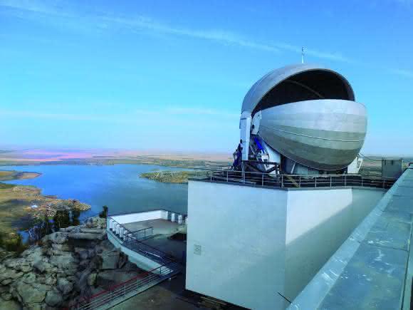 Altai Observatory Bosch Rexroth