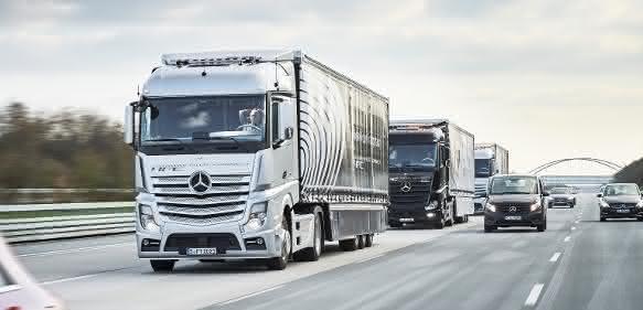 Mercedes-Benz Actros Lkw