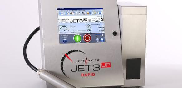 Inkjetdrucker Jet3up Rapid