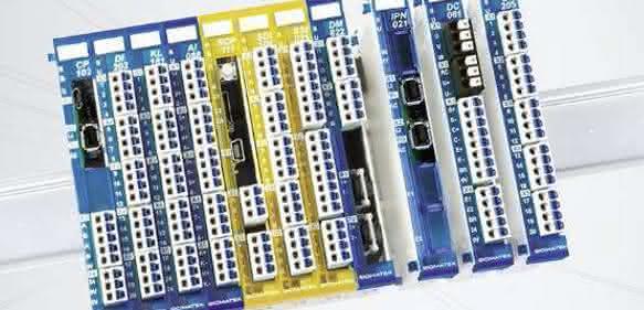 Kompaktes Design, flexible Nutzungsmöglichkeiten und schnelle Montage sollen die Module des Systems auszeichnen. (Bild: Sigmatek)