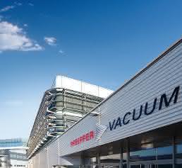 Hauptsitz von Pfeiffer Vacuum in Aßlar