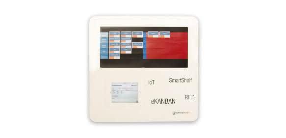 Kanban-Plantafel mit RFID-Technologie von Weigang Neo