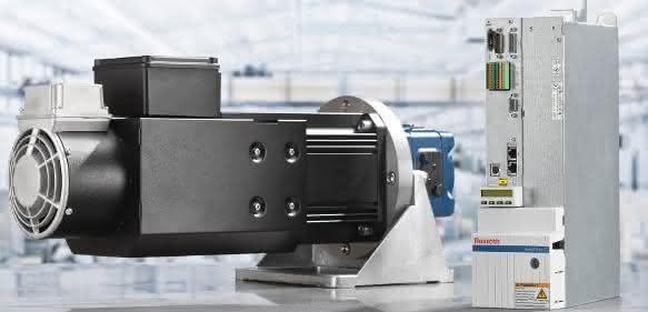 Bosch Rexroth Hydraulikpumpe