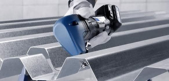 Trumpf kabelloser Profilnibbler TruTool PN 130 Li-Ion-Akku