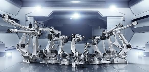 Comau Robotics Familie
