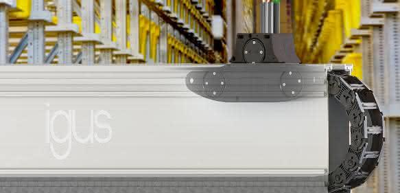 Energieführungssystem für die Logistik: Energie, Daten und Medien ausfallsicher und schnell führen