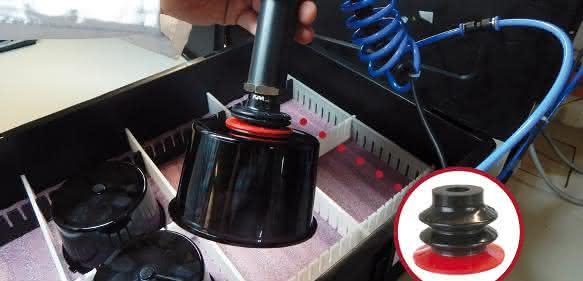 Fipa Vakuumgreifer