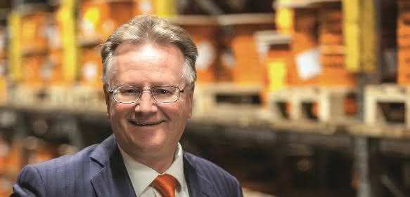 Andreas Lapp, Lapp Holding