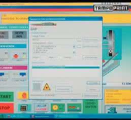 Pfiffiges Maschinenkonzept für wirtschaftliche Produktion und saubere Finger: Tampondruck  in Kleinstserien