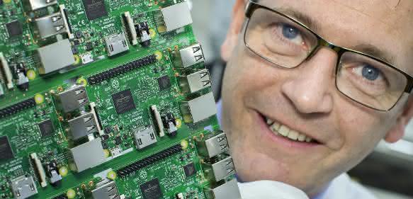 Raspberry Pi 3 bestellen bei RS Components