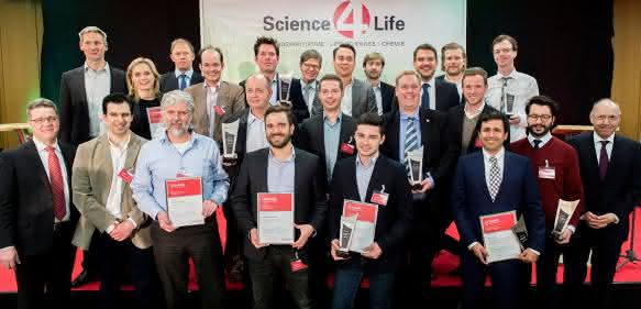 Science4Life Venture Cup