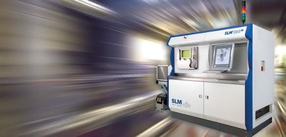 Metav-Rückschau: SLM Solutions zeigte SLM- und Hybridanlagen