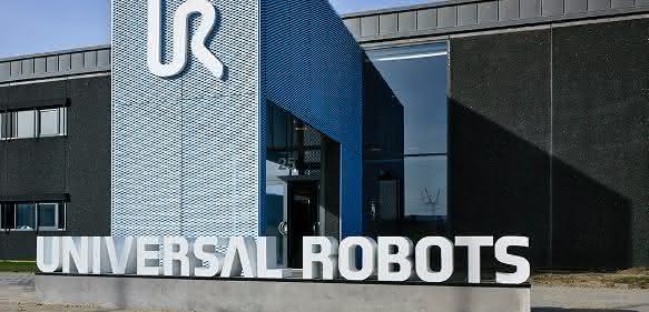 Universal Robots Hauptsitz in Odense, Dänemark