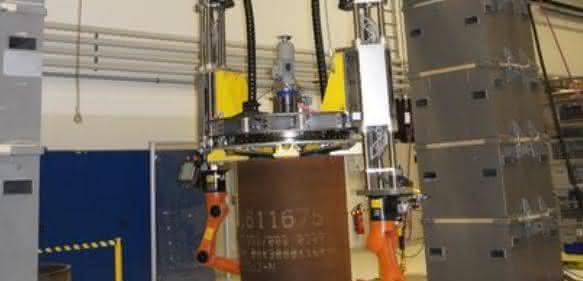 Automatisierte Rohrknoten-Fertigung
