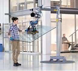 Mehrfach-Vakuumgreifer für den Balance Lift