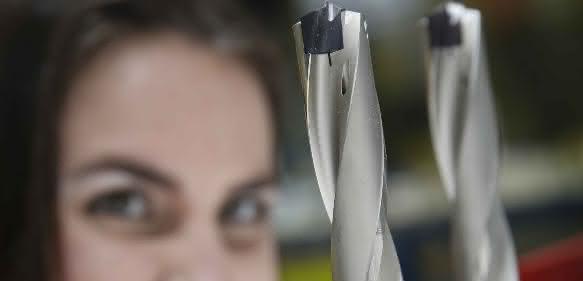 Werkzeugkonzept für die Gestaltung von Kühlkanälen von Gühring