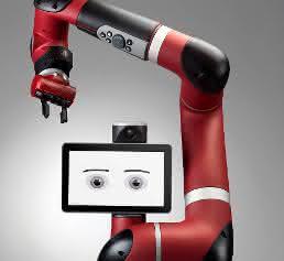 Kollaborativer Roboter Sawyer von Rethink Robotics