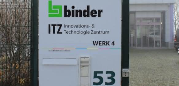 Binder ITZ Bad Rappenau
