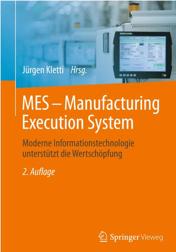 Fachbuch MES von MPDV