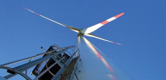 Windkraftanlagen vor Korrosion schützen