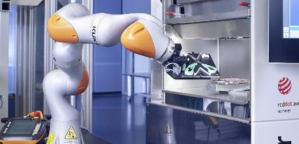 Automatisierte additive Fertigung von Arburg