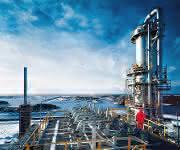 Unitechnik baut für Linde Gase Lagertechnik