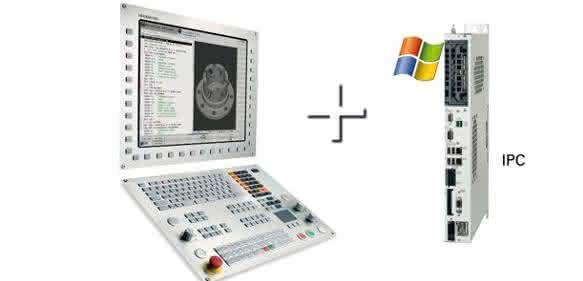 Heidenhain TNC 640 auf der Metav