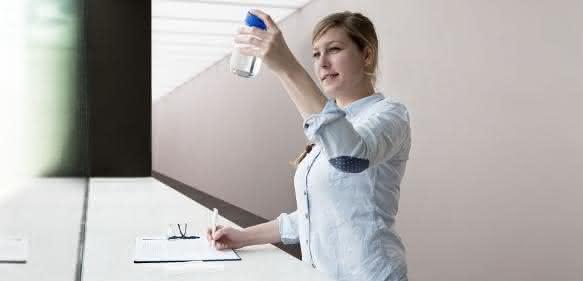 Chemieingenieurin Claudia Süssemilch