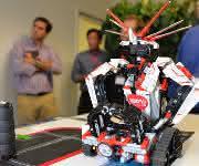 Roboter mit ERP-Systeme