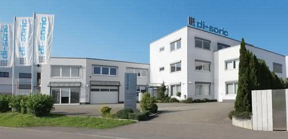 di-soric Urbach Unternehmenszentrale